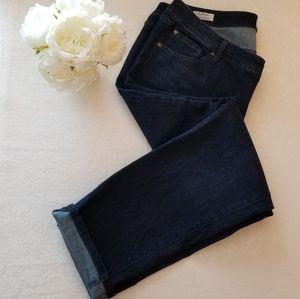 TORRID Boyfriend Jeans Dark Wash Excellent sz 20R